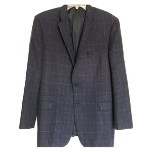 Burberry London 100% Wool blazer Jacket